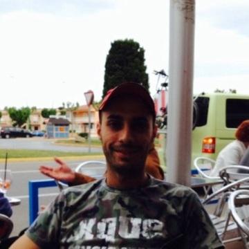 Xavier Segovia Calveras, 38, Ripoll, Spain