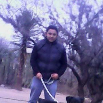 Daniel, 30, San Luis Potosi, Mexico