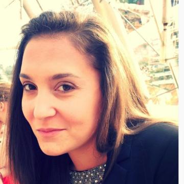 Claire Raybaud, 27, Nice, France
