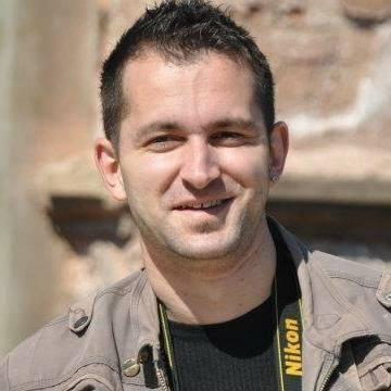 Alper Özkan, 34, Istanbul, Turkey