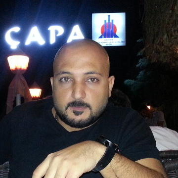 murat, 32, Adana, Turkey