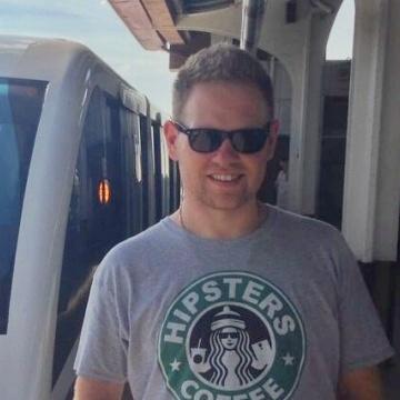 Alexey Alekseev, 33, Toronto, Canada