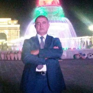 Arif Quseyinov, 51, Baku, Azerbaijan