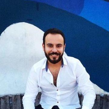 Burhan Yıldırım, 26, Istanbul, Turkey