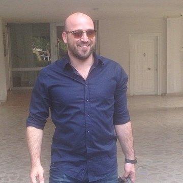 Mesut Evren Köklü, 35, Istanbul, Turkey