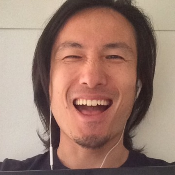 Travis Wu, 37, Paris, France
