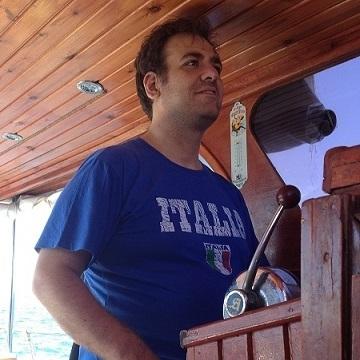Andy Kaplan, 40, Istanbul, Turkey