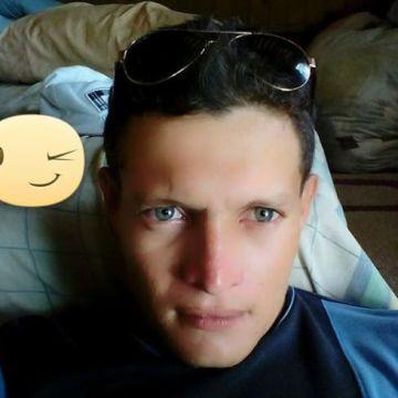Gabriel Guzman, 31, Barranquilla, Colombia