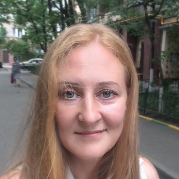 Anna, 37, Moscow, Russia
