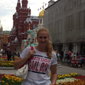Anna, 36, Moscow, Russia