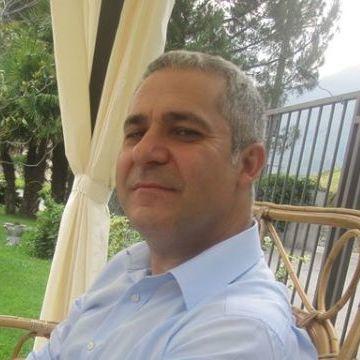 Mario Bonanata, 51, Varese, Italy