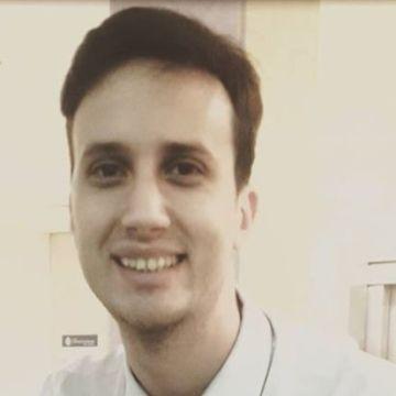 Nicolás Merlo Giacchino, 28, Buenos Aires, Argentina