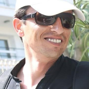 Nail, 42, Istanbul, Turkey