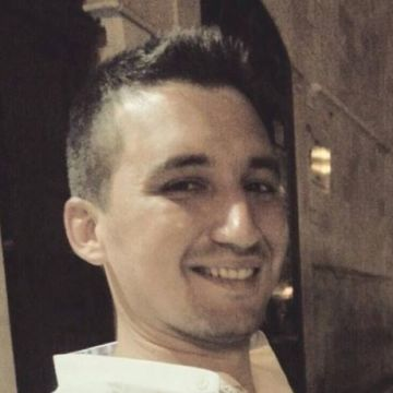 Alessandro Riti, 29, Corato, Italy