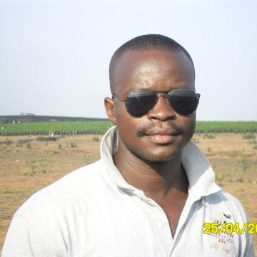 Isaac Afunya, 37, Ghana, Nigeria