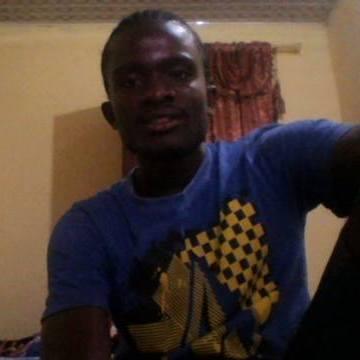 Joshua Sippley Nyemor, 22, Accra, Ghana