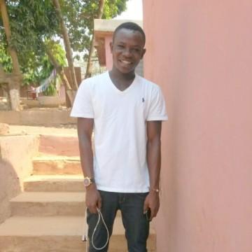 Derek kodom, 27, Accra, Ghana