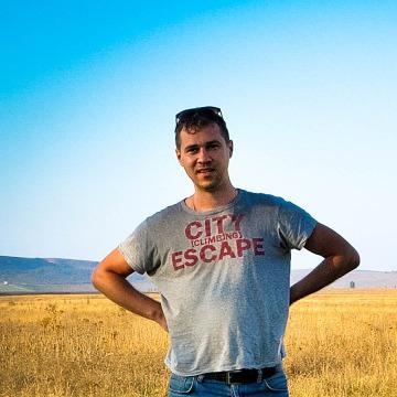 Виктор, 29, Gurzuf, Russia