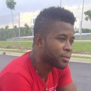 Emeka Eminate, 27, Nilai, Malaysia