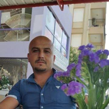 Timur Kapucu, 32, Antalya, Turkey