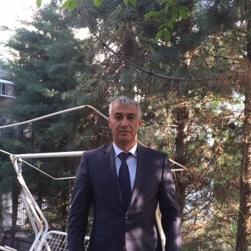Baki, 41, Ankara, Turkey