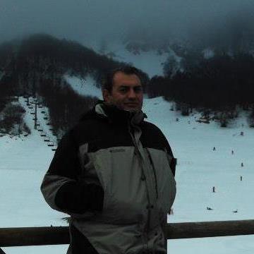 Antoniocarmine Berardi, 45, Larino, Italy