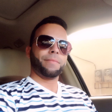 Julio Collado, 32, Santiago, Dominican Republic