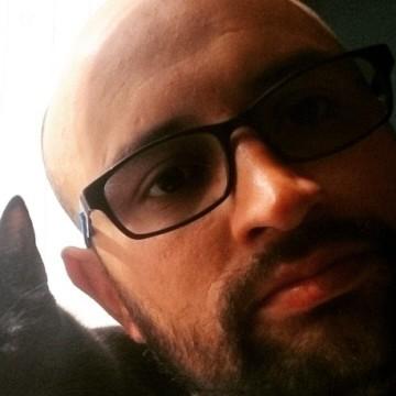 Miguel Olivares, 36, Bogota, Colombia