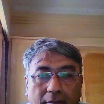 RAJESH MEHTA, 63, Calcutta, India