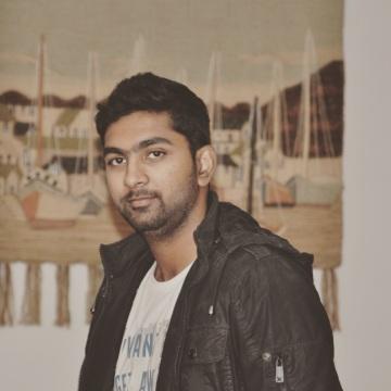 Adnan Ahmed, 25, Al Khobar, Saudi Arabia