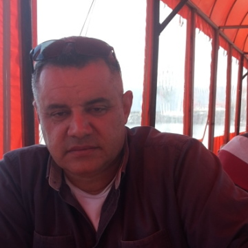 Harun Kürklü, 54, Mugla, Turkey