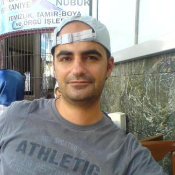Emin Ünver, 40, Tekirdag, Turkey