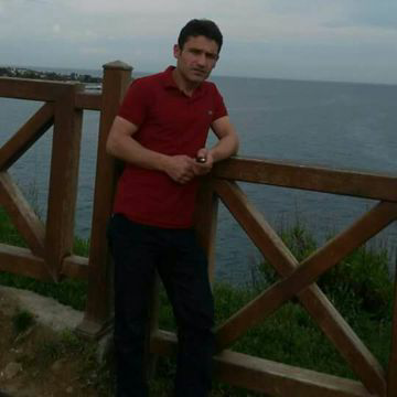 Murat Genc, 36, Antalya, Turkey