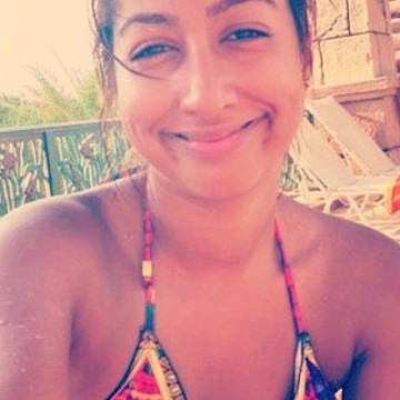 Nida Safdar, 25, Chicago, United States