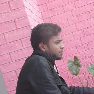 Zubair prince, 20, Lahore, Pakistan
