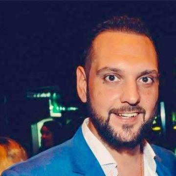 Nikolas Pazvadis, 32, Dubai, United Arab Emirates