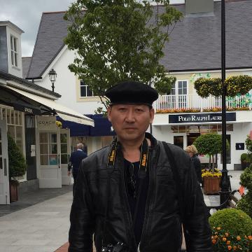 Honglu, 54, Ennis, Ireland