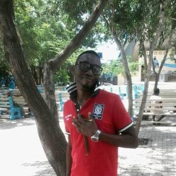 Obinna Jesus, 31, Accra, Ghana