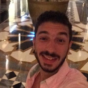 ahmad, 28, Jeddah, Saudi Arabia
