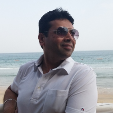 Nehal Mehta, 44, Mumbai, India