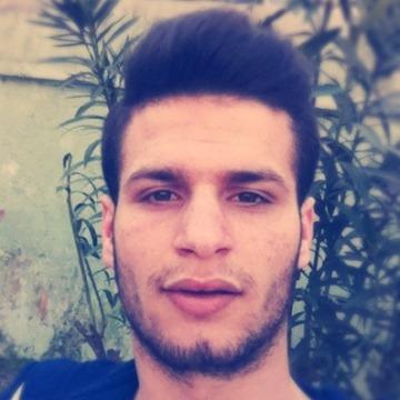 Muzaffer Güçlü, 21, Istanbul, Turkey