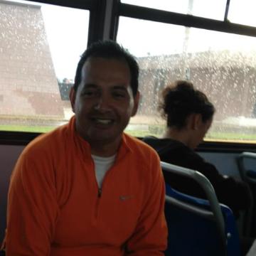 Rubén Tellez Rdz, 51, Saltillo, Mexico
