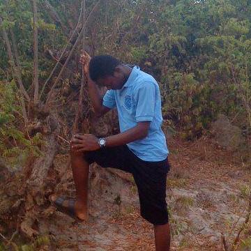Daniel Brian, 28, Accra, Ghana