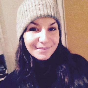Veronika, 21, Prague, Czech Republic