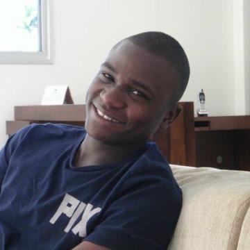 Maninho Manucho, 23, Yaounde, Cameroon