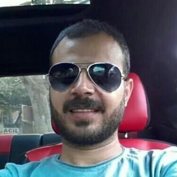 Murat Sayhan, 34, Istanbul, Turkey