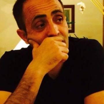 Bülent Durdu, 42, Ankara, Turkey