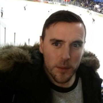 Joe Massey, 28, Manchester, United Kingdom