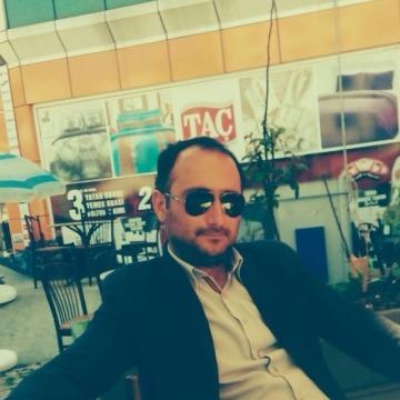 Adem Kaya, 31, Amasya, Turkey