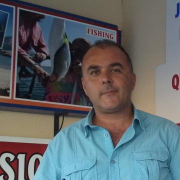 Cem Koc, 46, Eskisehir, Turkey